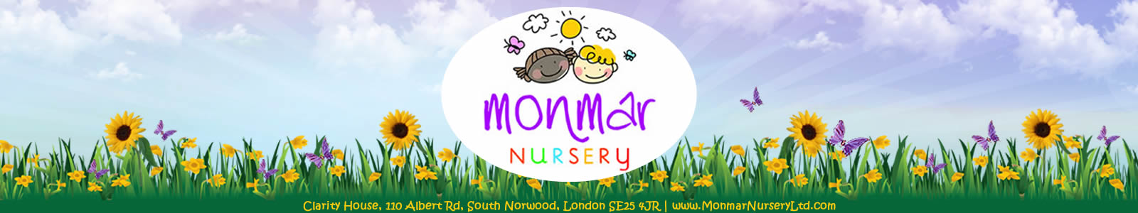 Monmar Nursery Ltd | Pre School Nursery in Norwood, South London for children aged 3 months to 5 years