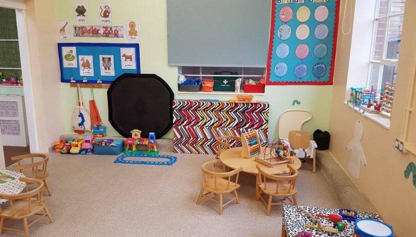 Monmar Nursery Play Room 3