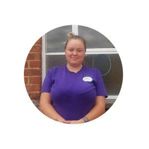 Monmar Nursery Staff - Paige