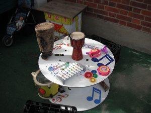 Music Area